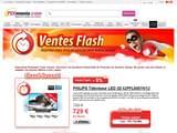 Boutiques en ligne Téléphonie Téléphonie : Vente flash de Pixmania
