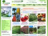 Boutiques en ligne Fleurs et plantes : Planfor