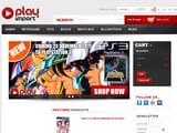 Boutiques en ligne Jeux vidéo : Playimport :  jeux vidéos, consoles