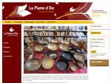 Boutiques en ligne �sot�risme : Librairie ésotérique la Plume d´Oie