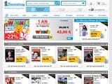 Boutiques en ligne Actualités et médias : Pressedefrance.com