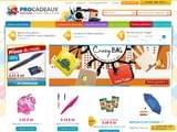 Boutiques en ligne Cadeaux publicitaires : Pro Cadeaux: objet publicitaire, communication par l´objet