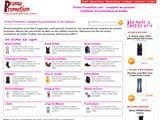 Boutiques en ligne Comparaisons et soldes : Promo Promotion