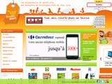 Boutiques en ligne Comparaisons et soldes : Promotions des grandes surfaces et magasins