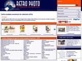 Boutiques en ligne Cartes postales : Rétro-Photo