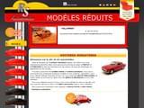 Boutiques en ligne Modélisme : Miniatures RS Automobiles