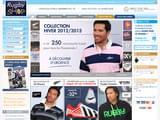 Boutiques en ligne Rugby : Rugby Shop