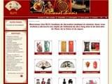 Boutiques en ligne Art et artisanat : achat art, artisanat marocain, indien,... : Artisanat asiatique de décoration - RUYI
