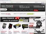 Casse Moto Haute-Normandie : SBA France