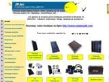 Boutiques en ligne Naturel et biologique : Boutique photovoltaïque à prix compétitif