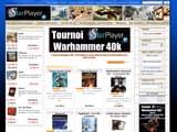 Boutiques en ligne Jeux de rôles : Starplayer