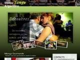 Cours de Tango Rhône-Alpes : studio tango argentino
