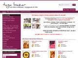 Boutiques en ligne Art et artisanat : achat art, artisanat marocain, indien,... : Taga Bazar : de beaux objets chinés partout dans le monde