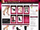 Boutiques en ligne Chaussures : Talon-Haut.com