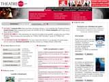Boutiques en ligne Billeteries : Théâtre On Line