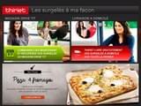 Boutiques en ligne Surgelés : Thiriet