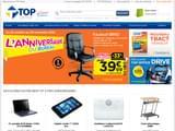 Boutiques en ligne Fournitures de bureau : Top Office