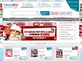 Boutiques en ligne Actualités et médias : Toutabo