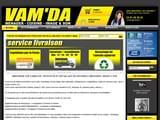 Boutiques en ligne Électromenager : VAM´DA spécialiste en appareils ménagers