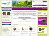 Boutiques en ligne Café et thé  : VertTiges