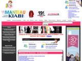 Boutiques en ligne Habillement : Veust Shop: La boutique des nouveaux créateurs