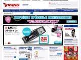 Boutiques en ligne Fournitures de bureau : Viking Direct