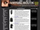 Boutiques en ligne Femme : VIRTUAL BOUTIK