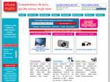 Boutiques en ligne Comparaisons et soldes : Vivre Malin