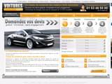 Boutiques en ligne Occasion : Voitures.com