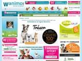 Boutiques en ligne Animaux : Wanimo.com