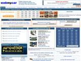 Boutiques en ligne Occasion : webmycar