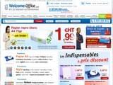 Boutiques en ligne Fournitures de bureau : WelcomeOffice.com