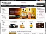 Boutiques en ligne Spiritueux :  La Maison du Whisky