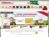 Boutiques en ligne Fleurs et plantes : Au jardin de Willemse
