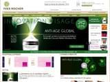 Boutiques en ligne Beauté : Yeves Rocher