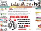 Boutiques en ligne Animaux : Zubial.fr