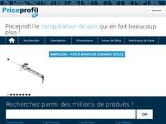 Priceprofil, un comparateur de prix entièrement personnalisable
