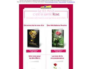 La Ste Rose