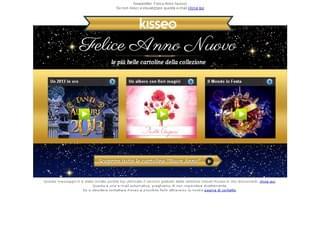 Newsletter Buon Anno