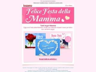 Newsletter Festa della Mamma