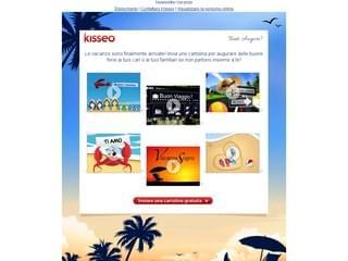 Newsletter Vacanze