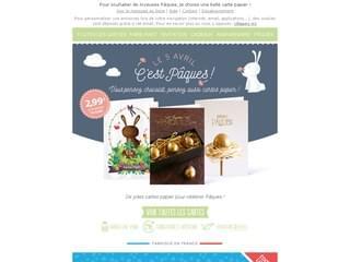 cartes Joyeuses Pâques