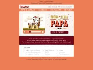 Cartoline gratis per la festa del papà