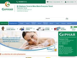 Pharmacie TERRAL