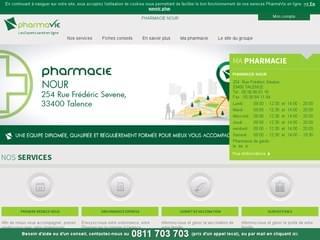 Pharmacie NOUR