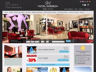 HOTEL MASSENA NICE****
