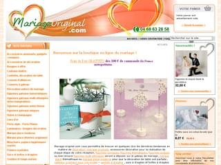 Mariage original.com