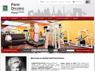 QUALITY HOTEL PARIS ORLEANS