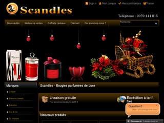 Scandles