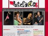 Tango en France Tarn 81 à Albi, Castres, Graulhet, Gaillac, Mazamet ... : Artefacto